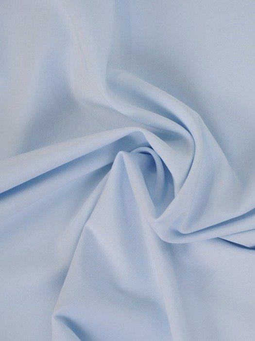 Błękitna bluzka z tkaniny 25880