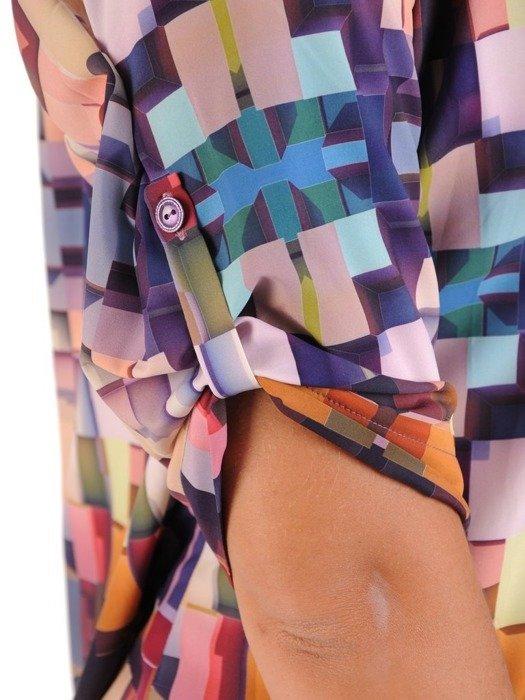 Bluzka damska z guzikami 26626