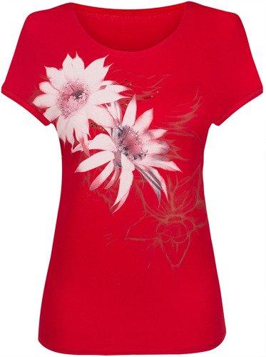 Bluzka w kwiaty Martinez V.