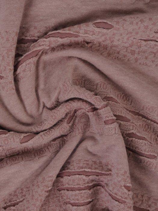 Bluzka z marszczoną stójką i tiulowymi wstawkami 18718