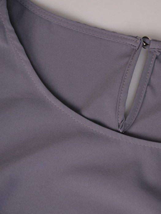 Bluzka z modnymi rękawami Delfina XIII.