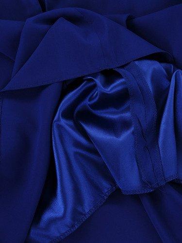Chabrowa spódnica szyfonowa Ingrid.