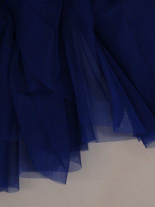 Chabrowa  tiulowa spódnica 24888
