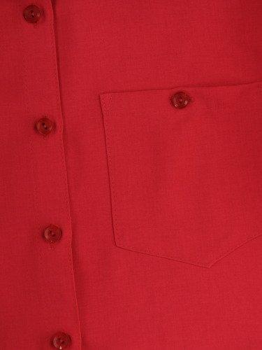 Długa, luźna koszula z kołnierzykiem 15984.