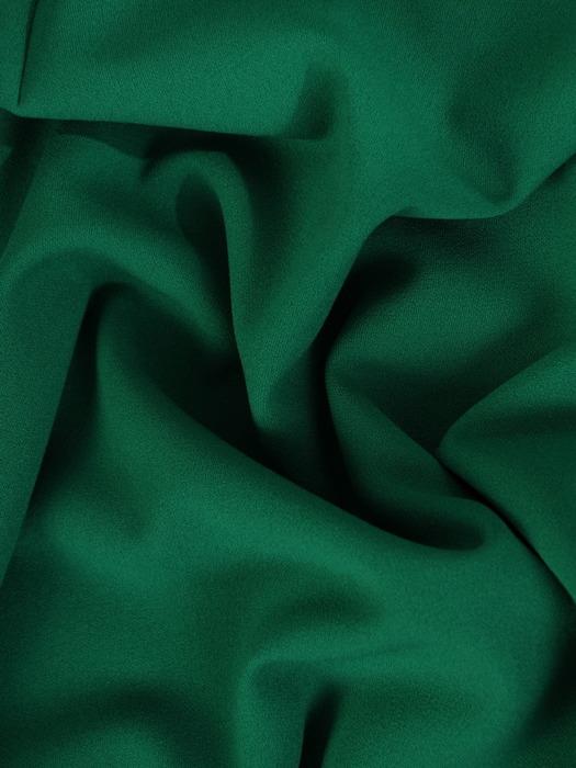 Dzianinowa sukienka z oryginalnie wykończonym dekoltem 21047