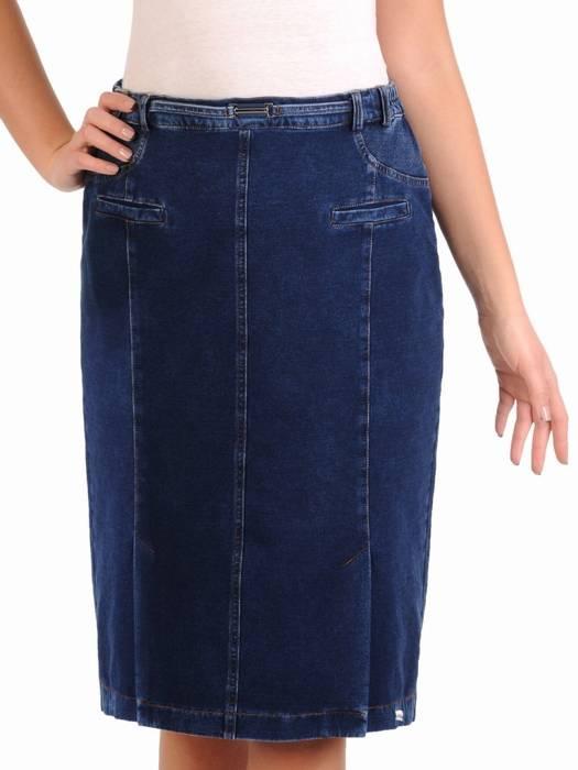 Dżinsowa spódnica 28094