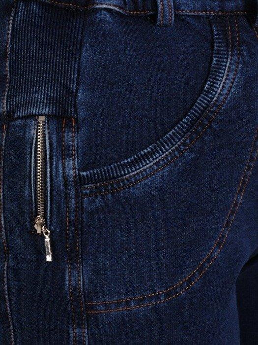 Dżinsowe spodnie rurki 24646