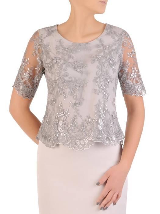 Elegancka bluzka z koronki 28424