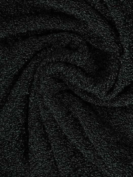 Elegancka, połyskująca sukienka z kopertowym dekoltem 27744