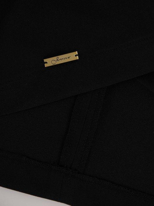 Elegancka spódnica z rozporkiem 14635.