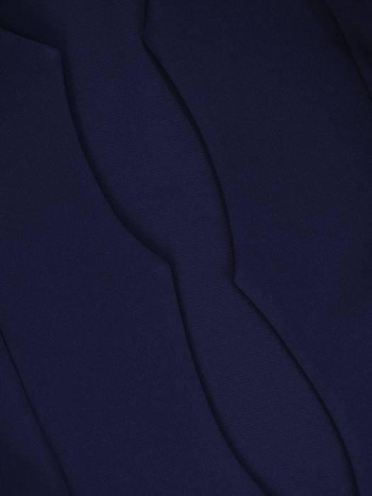 Elegancka, trzyczęściowa garsonka w odcieniu granatu 29213