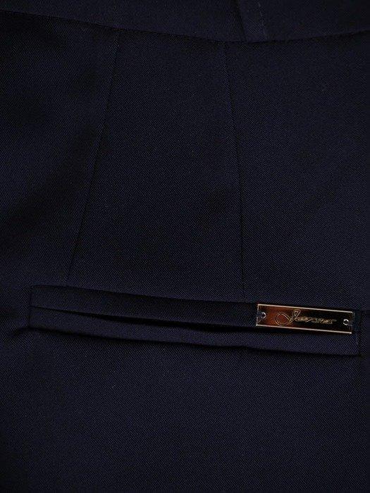 Eleganckie spodnie z kieszeniami Kinga I.