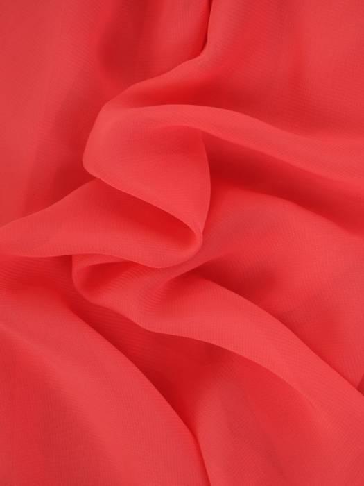 Kostium damski, elegancka sukienka z szyfonową narzutką 26442