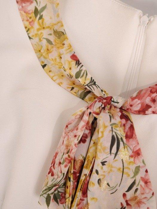 Kostium damski, elegancka sukienka z żakietem 26155
