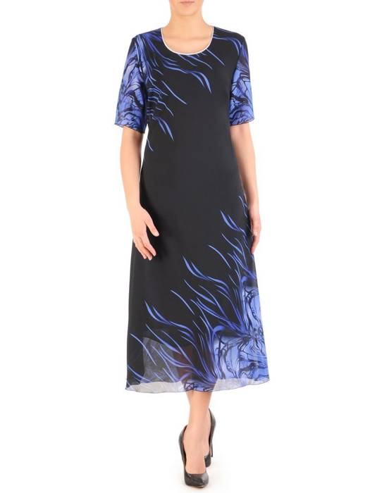 Kostium damski, elegancka sukienka z żakietem 29888