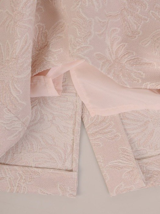 Kostium na wesele, elegancka sukienka z żakietem 26075