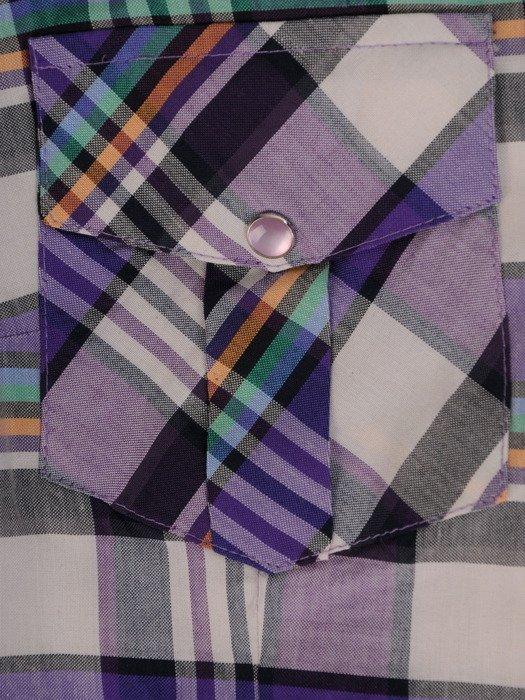Modna koszula w kratkę 19816