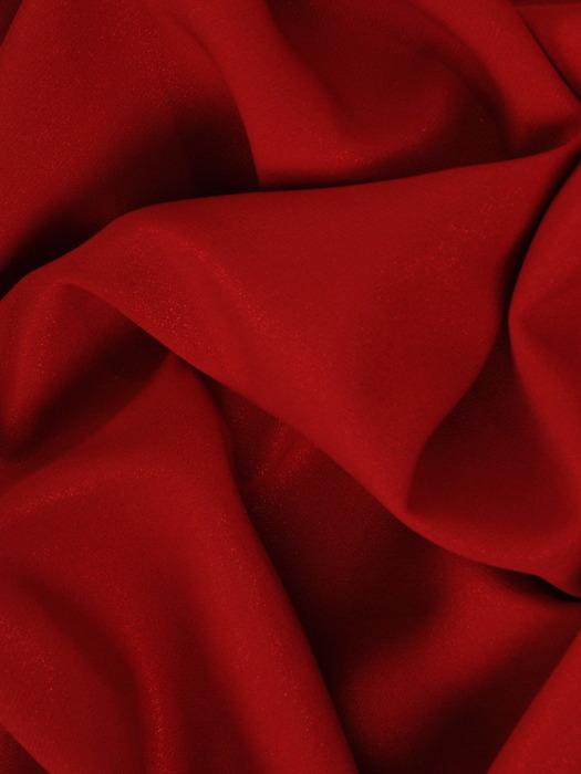 Rozkloszowana sukienka z koronkowym topem, kreacja z wydłużonym tyłem 22861