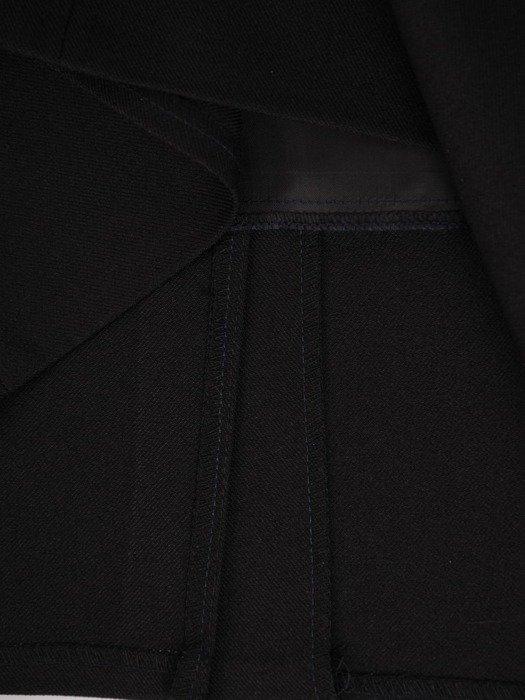 Spódnica damska z wyszczuplającymi przeszyciami 25537