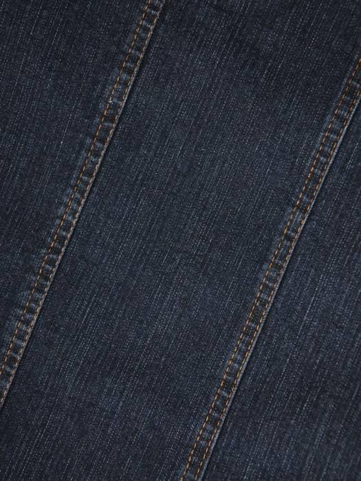 Spódnica dżinsowa z przeszyciami 29132