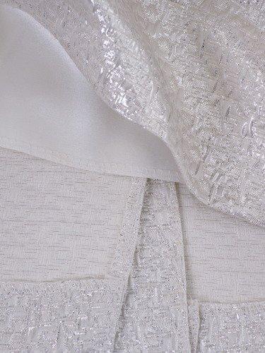 Spódnica wizytowa z połyskującej tkaniny Żaklina I