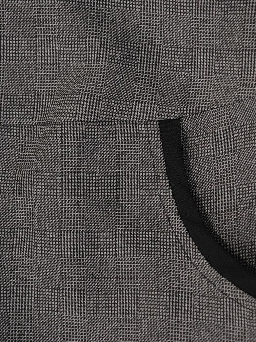 Spódnica z szerokimi lamówkami Eryka I