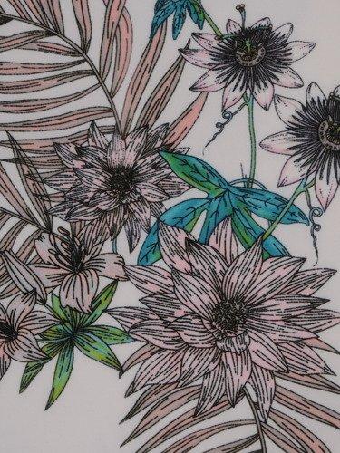 Sukienka damska 15015, wiosenna kreacja w kwiaty.