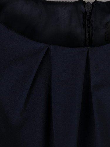 Sukienka damska 15312, zwiewna kreacja z cieniowanej tkaniny.