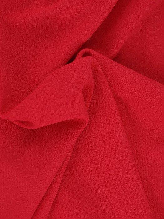 Sukienka damska 2w1 18227, prosta sukienka z narzutką w kwiaty.