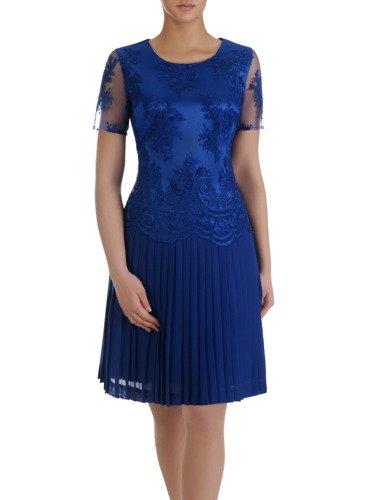 Sukienka damska Gizella I, elegancka kreacja na wesele.