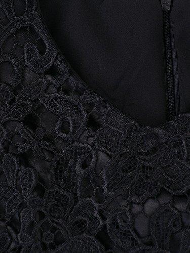 Sukienka damska Gracia XIII, elegancka kreacja z gipiury.