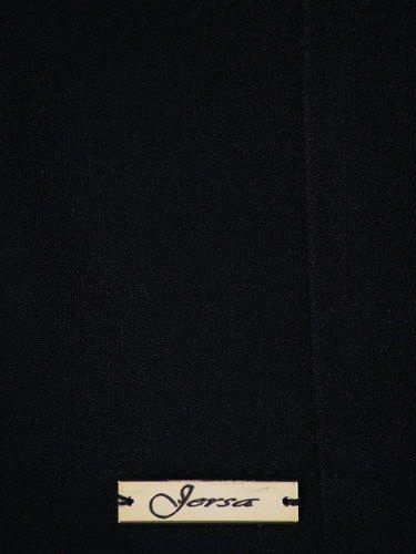 Sukienka damska Ksawira III, wizytowa kreacja z kobiecym rozcięciem.