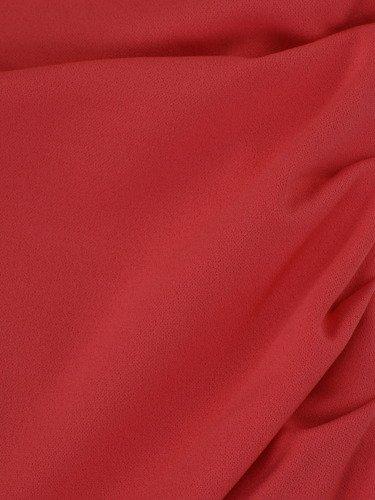 Sukienka kopertowa Karmen III, letnia kreacja maskująca brzuch.