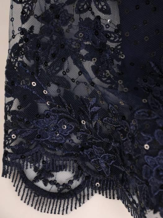 Sukienka na wesele, elegancka kreacja wyjściowa 27013