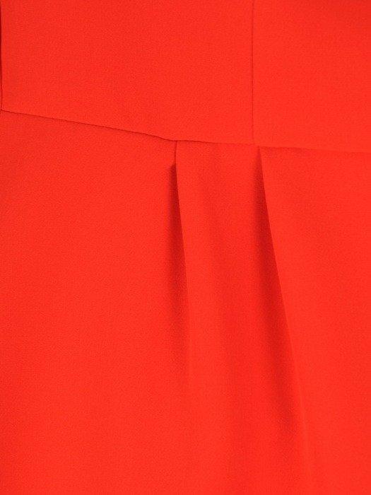 Sukienka wyjściowa, elegancka kreacja z ozdobnymi guzikami 26182
