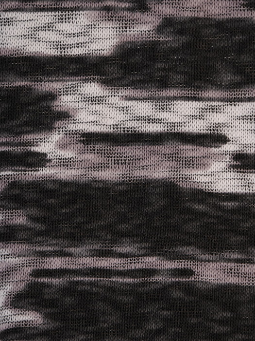 Sukienka z kontrafałdą, luźna kreacja z bawełnianej dzianiny 21867