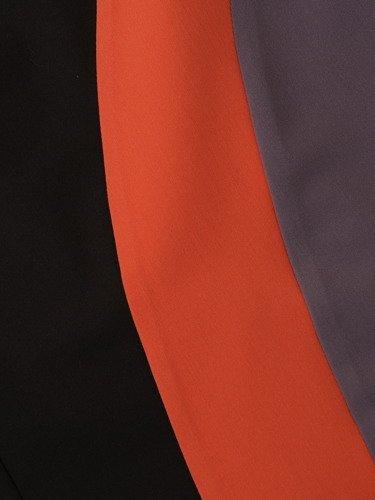 Sukienka z tkaniny Matylda, jesienna kreacja w oryginalnym fasonie.