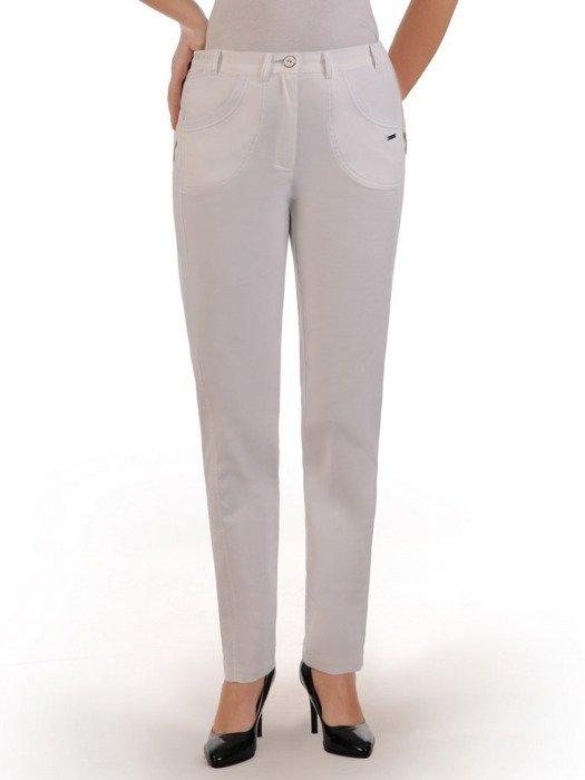 Wąskie spodnie z bawełny 24647