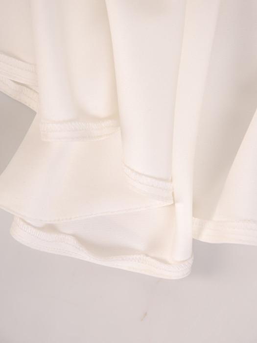 Wieczorowa sukienka maxi z błyszczącą aplikacją w talii 22758