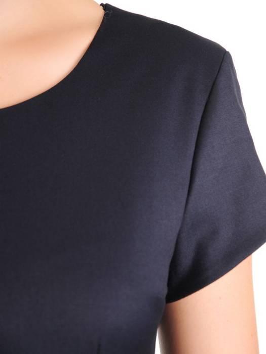Wizytowa sukienka damska, kreacja w ołówkowym fasonie 30069