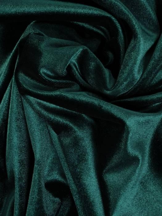 Zielona sukienka wieczorowa, lekko połyskująca kreacja 27522