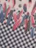 Asymetryczna bluzka w luźnym fasonie 26375