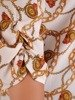 Bluzka damska w oryginalnym wzorze 26609