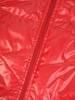 Czerwona kamizelka z kapturem 29310