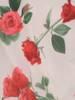 Kopertowa sukienka z ozdobnymi rozcięciami na rękawach 28992