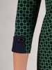 Prosta sukienka z oryginalnym topem, elegancka kreacja wyszczuplająca brzuch 24666