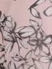 Rozkloszowana sukienka damska, letnia kreacja w kwiaty 28291