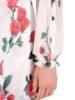 Rozkloszowana sukienka maxi, kopertowa kreacja z szyfonu 29996