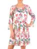 Sukienka damska, wizytowa kreacja w luźnym fasonie 29665
