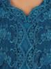 Sukienka na wesele, elegancka kreacja z koronki i tkaniny 26429